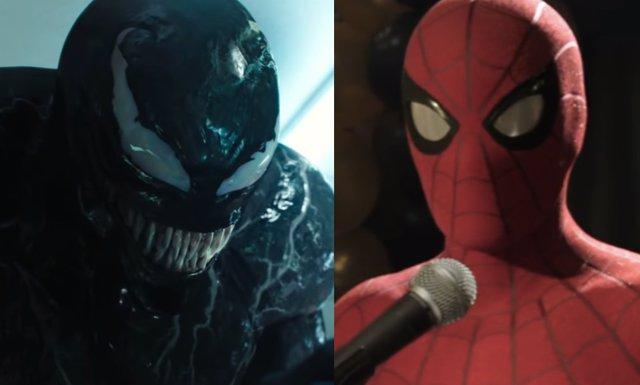 Venom y Spidey ¿juntos?