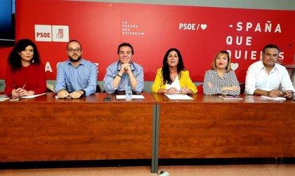 """Cabañero ve al PSOE como """"único partido que garantiza estabilidad territorial y servicios"""""""