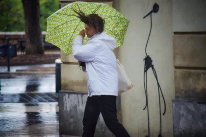El 112 informa a los municipios de la Sierra de aviso amarillo por rachas de viento de hasta 80 km/h