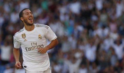 Hazard y Carvajal no viajan a Mallorca y Brahim y Mariano entran en la lista