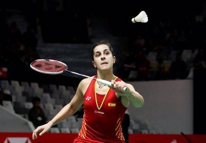 Carolina Marín cae ante Okuhara en semifinales del Abierto de Dinamarca
