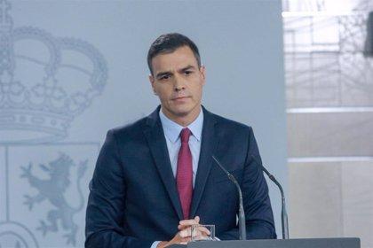 """Sánchez no coge el teléfono a Torra y le contesta en un comunicado que """"condene rotundamente la violencia"""""""