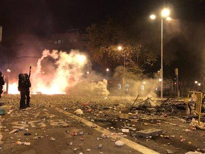 ERC de Barcelona urge a Colau a una reunión de todos los grupos por los disturbios