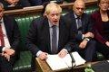 Johnson se niega a aplazar la salida de la UE a pesar de la derrota provisional de su plan de Brexit