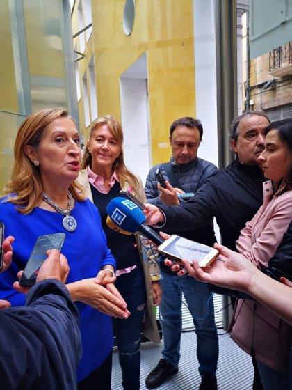 Ana Pastor (PP) apuesta por revitalizar el tejido industrial asturiano
