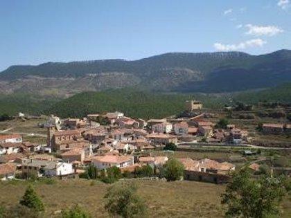El pastor de El Castellar (Teruel) muestra este domingo su trabajo con 800 ovejas