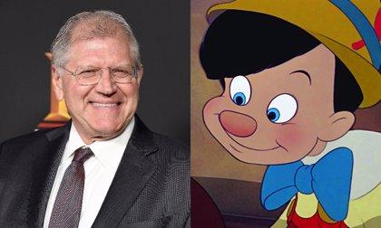 Robert Zemeckis dirigirá el remake de Pinocho para Disney