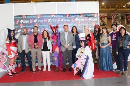 Los organizadores de 'Albanime 4Players' confían en alcanzar los 7.500 visitantes