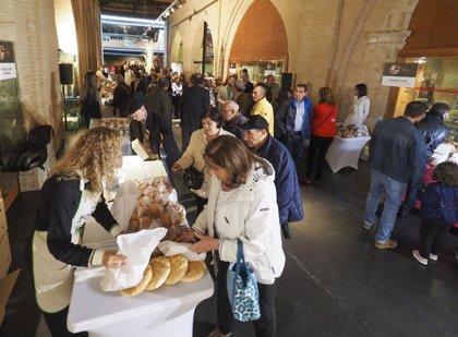 """La Feria del Pan y la Lenteja de Mayorga (Valladolid), apuesta de la Diputación por los productos de """"calidad"""""""