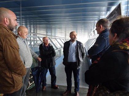 Néstor Rego defiende en Fisterra la eliminación de las cotas para la pesca artesanal