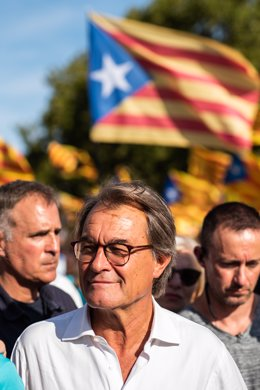 L'expresident de la Generalitat, Artur Mas.