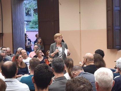 """Jover (Unidas Podemos) confía lograr el tercer diputado en Baleares porque cree en """"el poder de la gente"""""""