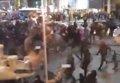 Detenidas 12 personas en los incidentes de Madrid, 10 de la manifestación contra la sentencia y 2 de ultraderecha