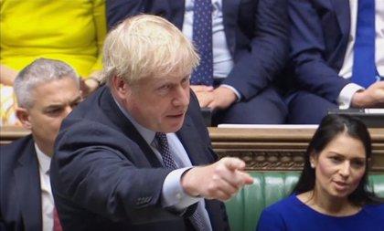 """Boris Johson asegura que dirá a la UE que una prórroga del Brexit """"no es la solución"""""""