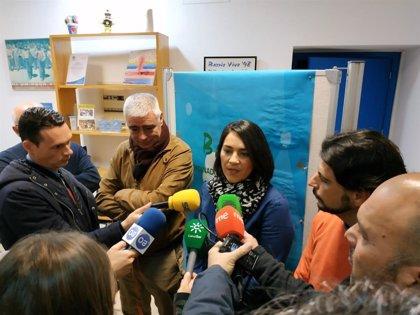 """Martínez (Cs): """"El Campo de Gibraltar tiene que ser tomado en serio y ser zona de especial singularidad"""""""