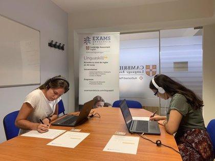 Cambridge organizará más de 30 exámenes antes de diciembre para que los futuros erasmus acrediten su inglés en 48 horas