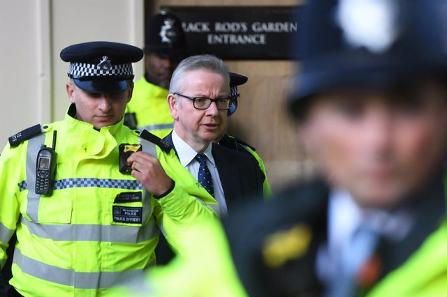 Brexit.- El Gobierno británico reconoce que ha aumentado la posibilidad de un Br