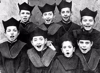 El colegio Infantes de Toledo, cuyo origen se remonta al siglo VI, elegido el más antiguo de España