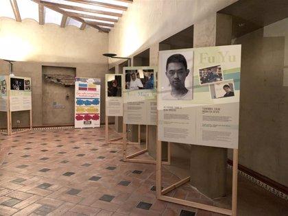 Este lunes se inaugura la muestra 'Tras los rumores, las personas' en la UNED de Tudela