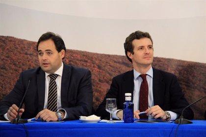 """Núñez lamenta el """"egoísmo"""" de quien evitó España Suma y pide aglutinar ese voto para el PP"""