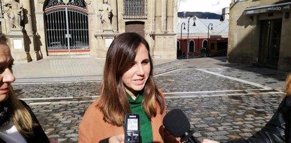 """Belarra afirma que una """"gran coalición"""" entre PSOE y PP """"no va a tocar nada de las cloacas del Estado"""""""