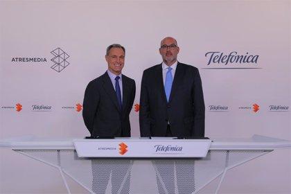 Telefónica y Atresmedia prevén poner en marcha su proyecto en 2020