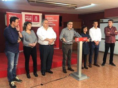 """López (PSE) acusa Torra de portar a la societat catalana """"al precipici i demanar-li que salti"""" (PSE)"""