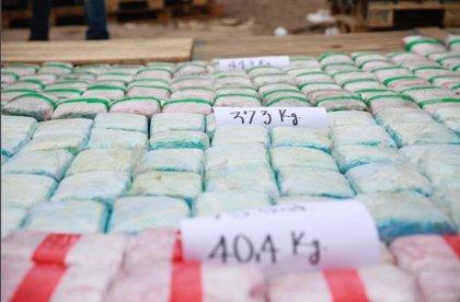Colombia.- Incautada media tonelada de marihuana que iba a ser distribuida en colegios en Colombia