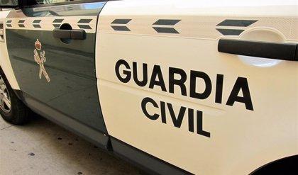 Detenidos dos varones e intervenidos 14 kilos de marihuana en un vehículo en Otura (Granada)