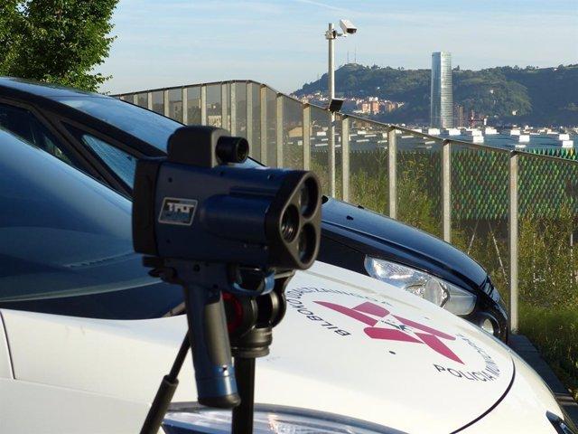 La campaña sobre distracciones al volante en Valladolid concluye con 24 denuncias, un 0,74% de los vehículos controlados