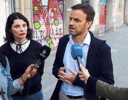 """Jaume Asens (ECP) asegura que los disturbios en Catalunya son """"un problema de orden político"""""""