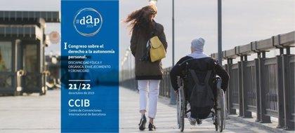 Barcelona acoge el I Congreso sobre el Derecho a la Autonomía Personal organizado por Cocemfe