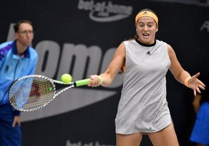 La letona Jelena Ostapenko vence en Luxemburgo y conquista un título dos años después