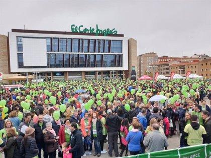 La VI Marcha Contra el Cáncer de Salamanca bate récord con 19.700 inscritos