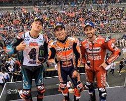 Márquez torna a guanyar i dóna el títol de Constructors a Honda (MOTOGP.COM)