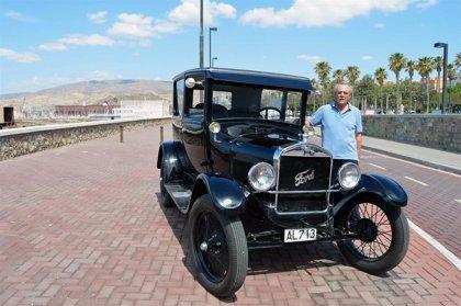 El Rey Felipe VI será el presidente de honor del 30 Aniversario del Club de Vehículos Antiguos de Almería