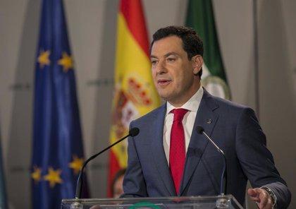 """Moreno condena el asesinato de La Zubia: """"Unidad para erradicar de una vez por todas la violencia de género"""""""