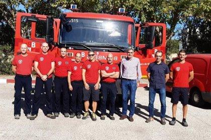 Los Bombers de Mallorca recibieron más de 5.000 avisos durante 2018