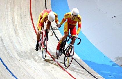 Torres y Mora acaban quintos en la madison del Europeo de ciclismo en pista
