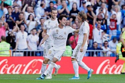 El Real Madrid viaja sin Bale, Modric ni Lucas Vázquez a Estambul