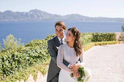Rafa Nadal y Mery Perelló, las fotografías oficiales de su gran boda