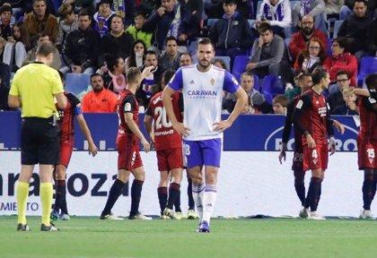 Zaragoza y 'Fuenla' caen en la pelea por la segunda plaza