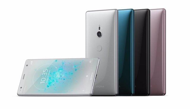 Android 10 llegará a los 'smartphones' de Sony desde Xperia XZ2 en adelante