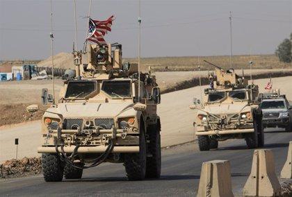 Más de 100 blindados con tropas de EEUU llegan a Irak cruzando la frontera desde Siria