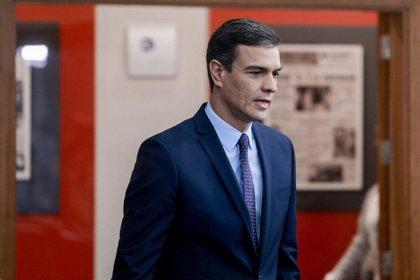 Sánchez viatjarà a Barcelona i li diu per carta a Torra que ha evitat condemnar la violència