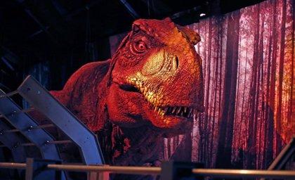 La exposición Dinosaurs Tour llega al Palacio de Congresos de Zaragoza