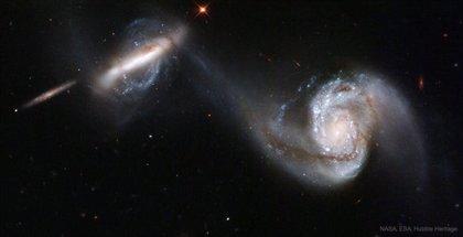 200.000 galaxias confirman que las fusiones guían la formación estelar
