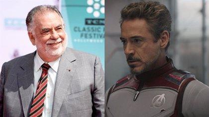 """Francis Ford Coppola se suma a Scorsese y califica las películas Marvel de """"despreciables"""""""
