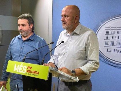"""Miquel Ensenyat: """"De la represión nunca sale nada bueno"""""""