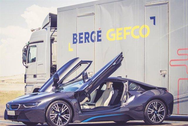 Bergé GEFCO gestiona la distribución de la marca BMW en España